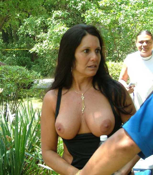 mom boobs